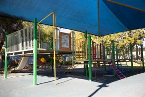 Dalby Beck Street Kindergarten Playground