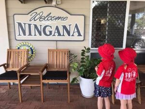 Dalby Beck Street Kindergarten excursion to Ningana